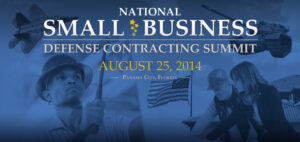 National Small Business Defense Contract Summit Banner