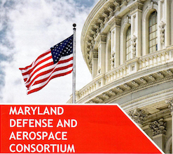 Maryland Defense and Aerospace Consortium Graphic